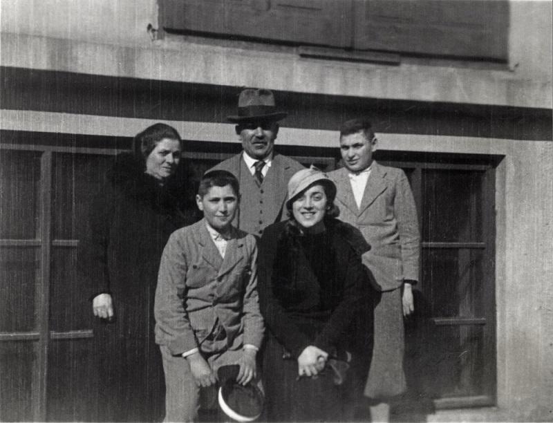 Familia Fisher- Budaest-Hungría